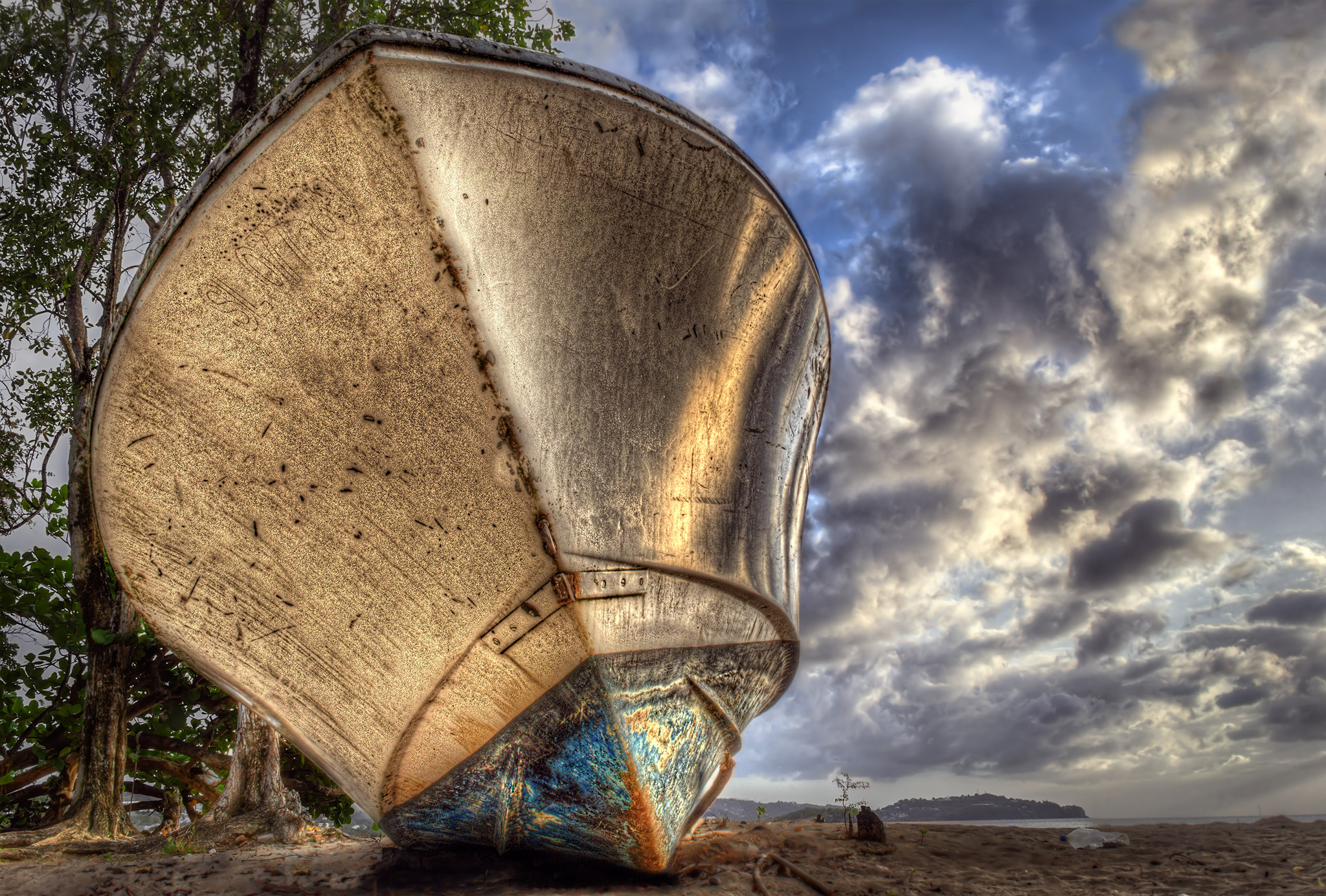 Docked In St Lucia Fine Art photography