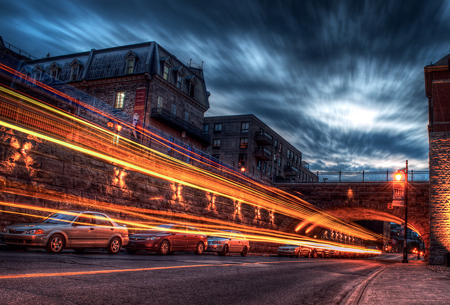 Fast Exit Fine Art photography