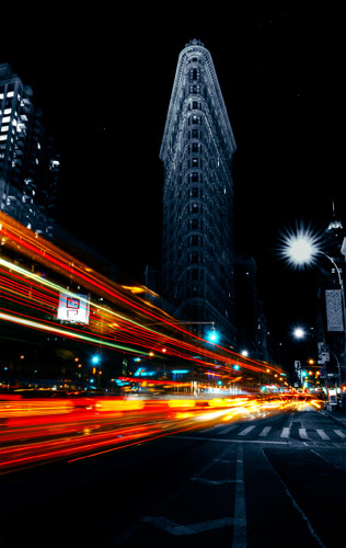 Flatiron Fine Art photography