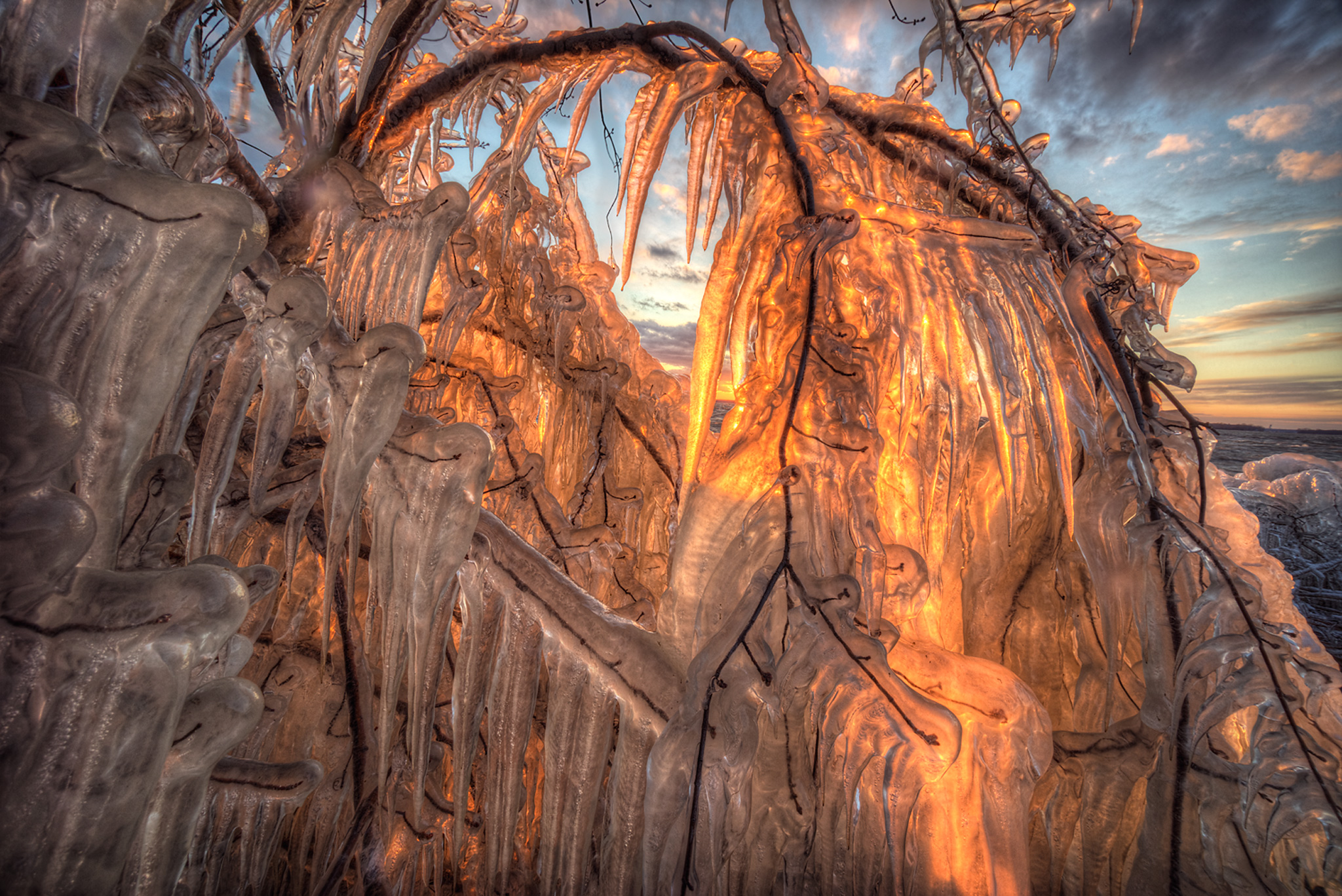 Glowing Arch Fine Art photography