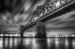 Jacques Cartier Bridge Fine Art photography