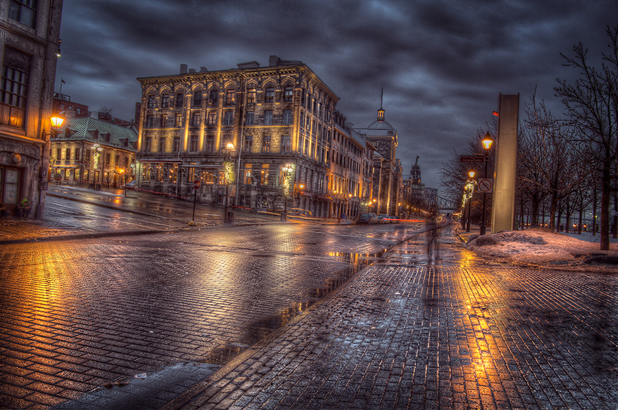 Old Montreal Fine Art photography
