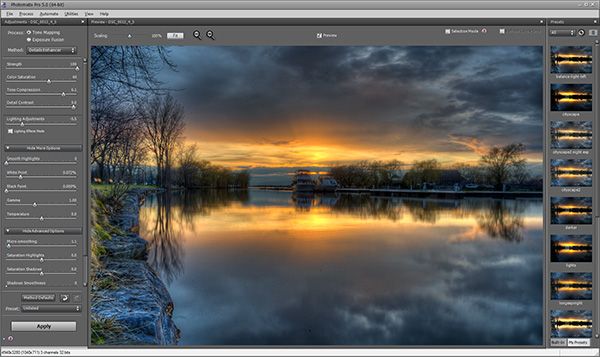 photomatix hdr tutorial