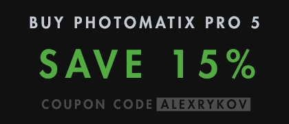 Buy photomatix now and save